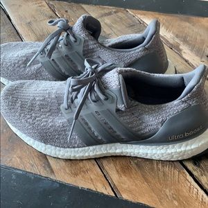 Adidas ultra boost gray